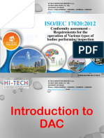 ISO 17020 Presentation