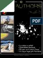 Nr. II al revistei cultural-artistice Vox Authors