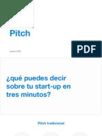 Taller de Pitch - Diana Castañeda