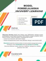 Kel 2 Model Pembelajaran Discovery Learning FIXX