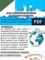ZONAS FRANCAS TURISTICAS