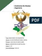 MEDICIONES CON SONOMETRO REPORTE 6.docx