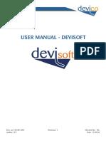 140100.1001 DeviSoft User Manual