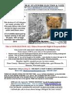 Wildlife Ethic 2019 Dane Wolf Pup 8 x 11