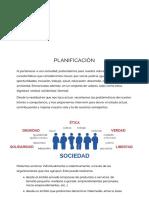 Modulo  planificación Ministerio Publico