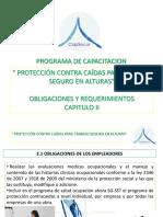 t3. Obligaciones y Requerimientos alturas