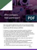 Cms Files 57445 1554161681Relatorio IPO Centauro Final