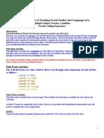 edu 512 - fieldwork packet