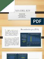 Tasa Del Igv