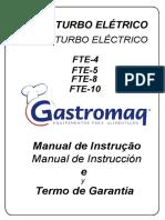 FORNO TURBO ELÉTRICO HORNO TURBO ELÉCTRICO.doc