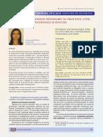 53_60_Asigurarea Termenului Rezonabil in Procesul Civil_standarde Conventionale Si Riscuri