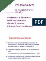 I lezione Biochimica