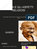Gandhi e Gli Aspetti Religiosi