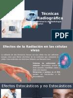 Tecnicas radiograficas od