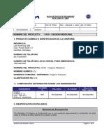 Oxigenoaerosol