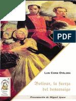 Bolivar. La fuerza del desarraigo - Luis Corsi Otalora