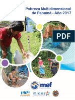 Informe del Indice de Pobreza Multidimensional de Panama 2017.pdf
