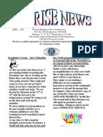 april  2019 kiwanis newsletter