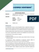 03. ESPECIFICACIONES INSTALACIONES SANITARIAS.docx