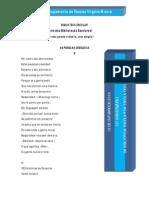 Poemas para aniv BE e Mês das BE's 10-11-2