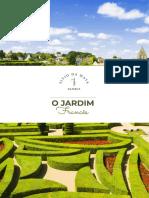 O jardim francês