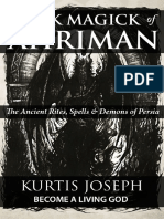 Black Magick of AHriman