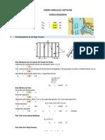 Calculo de caudales elementos de un sistema de acueducto