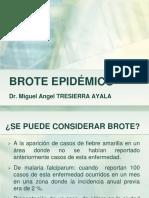 Brote epidémico