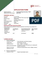 GIZ Application Form.docx