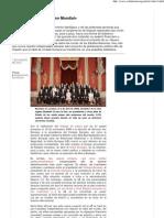 Historia del Nuevo Orden Mundial - Recopilación Red Voltaire