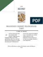 Brandied Cherry Frangipane Tart _ Milk Street
