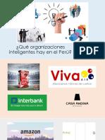 Qué organizaciones inteligentes hay en el Perú.pptx