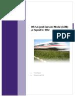 Airport Demand Model
