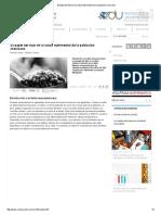 El papel del frijol en la salud nutrimental de la población mexicana