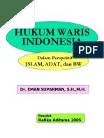 6 Hukum Waris Indonesia Dalam Perspektif Islam_ Adat Dan Bw