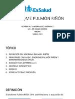 SINDROME PULMÓN RIÑÓN.pptx