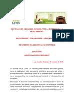 MANUAL DE INDICADORES DEL DESARROLLO SUSTENTABLE