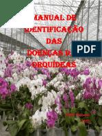 Manual de Identificação Das Doenças Das Orquídeas