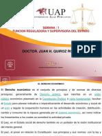 1ra Semana Funcion Reguladora y Supervisora Del Estado