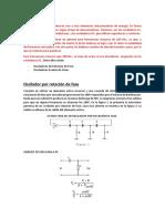 Oscilador por rotación de fase