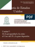 Unidad 7 De la prosperidad a la Crisis del 29 (Avances)