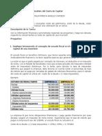 TRABAJO FINANZAS CORPORATIVAS UNIDAD 3.docx