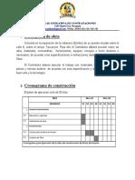 Especificaciones Tecnicas Reparaci n de Puente Calle 6 1449500805166