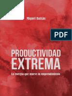 Productividad Extrema Capitulo 1