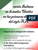 Unidad 7 Inmigrantes Italianos- Evelyn Jiménez Tapias
