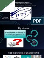 Expo de Algoritmo