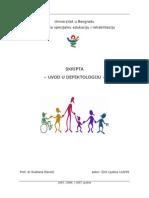 Skripta-Uvod u Specijalnu Edukaciju i Rehabilitaciju