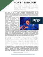 LA CIENCIA & LA TECNOLOGIA.docx