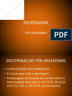 Correntes Escatologicas