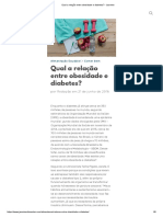 Qual a Relação Entre Obesidade e Diabetes_- Jasmine